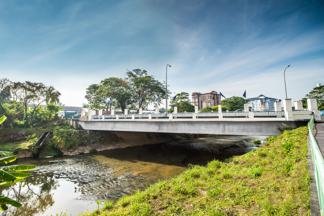 SUNGAI GOMBAK BRIDGE