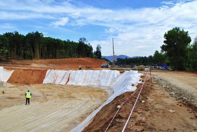 EARTHWORK CONSTRUCTION, POWER STATION BANDAR BARU ARANG